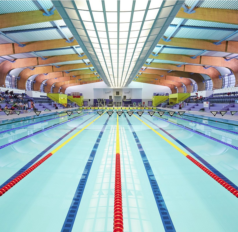 Sunderland Aquatic centre  Commercial  Advertising Photographer Photography location