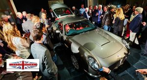 David Brown Official launch of the Speedback