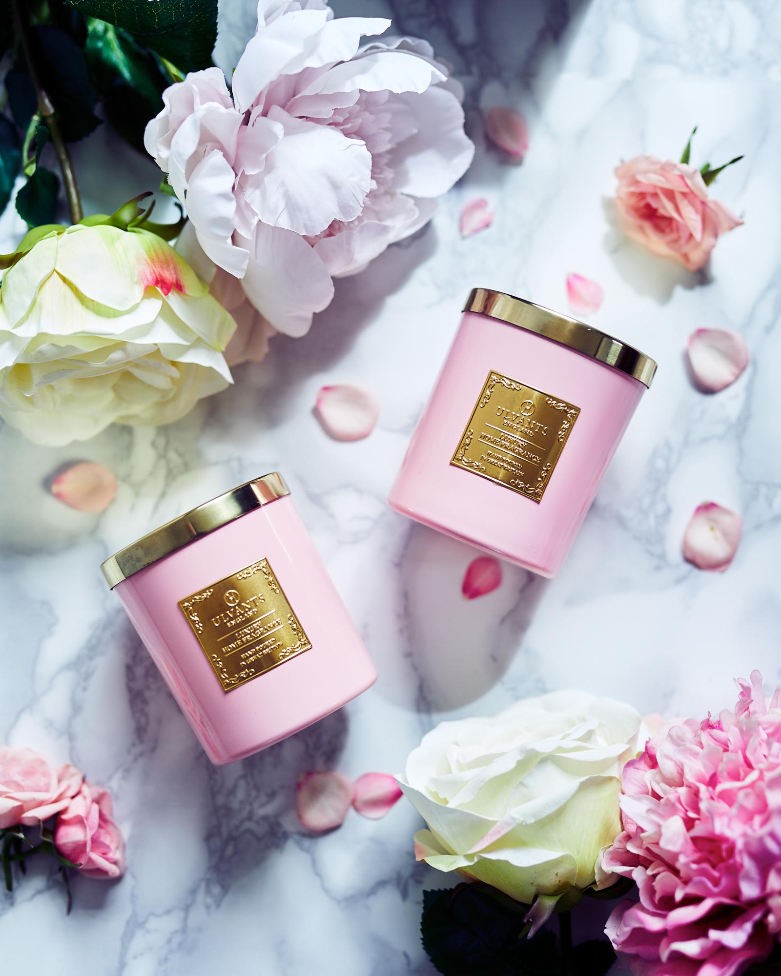 luxury home fragrances