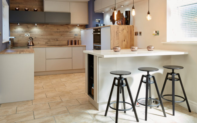 Wilson Art worktops by Chris Rout photographer