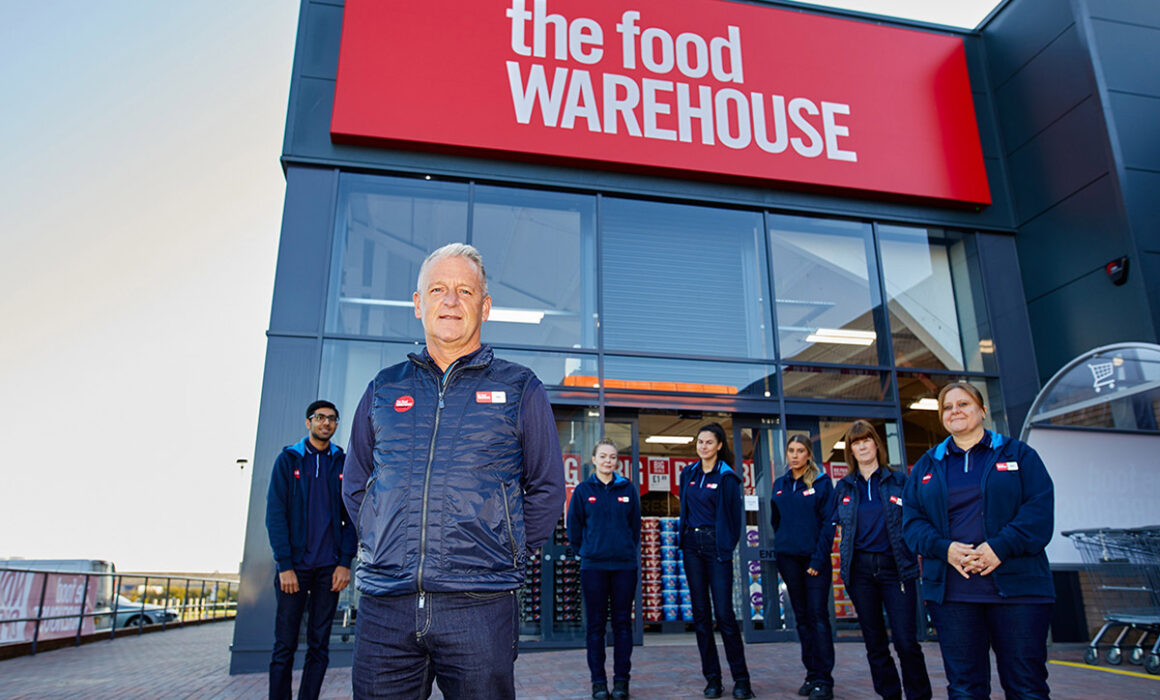 teeside food warehouse