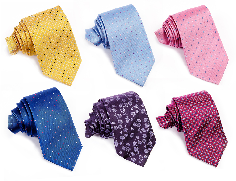 Product Shoot For Austin Reed Men S Clothing Ties Shown Here